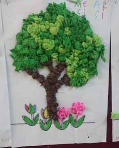 tree craft ideas for preschoolers and kindergartners