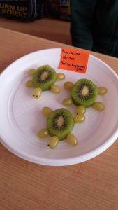 furuits diy kids craft activities by kiwi and grapes