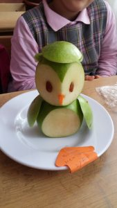 homeschool furuit craft activities by green apple