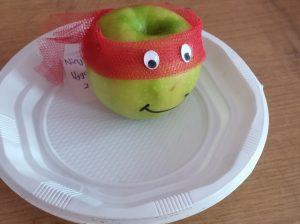 kids furuits art craft ideas by green apple
