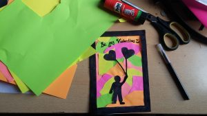 paper tearing activity for kids