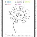 Preschool Spring Worksheet Free Printable Number Worksheet