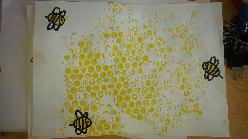 preschool-simple-cute-bee-craft-ideas