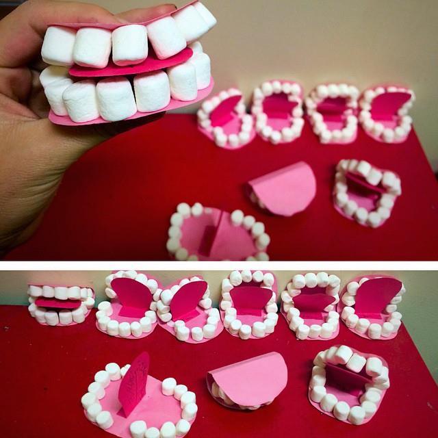 Dental Health Craft kindergarten and preschool