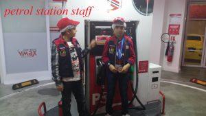 fuel oil staff