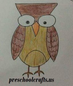 5-easy-to-drawing-owl-worksheets-for-homeschool