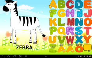Alphabet Bulletin Board İdeas