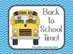 Back.To.School.board.Classroom.Ideas