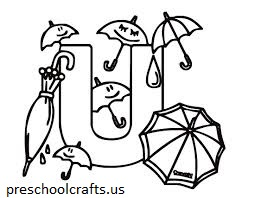 Coloring Alphabet for Kids u with whale Stock Vector whale - preschool alphabet letter u coloring pages