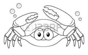 Free printable lobster coloring pages for children