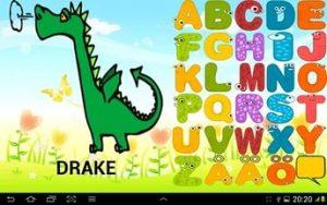 alphabet bulletin board ideas
