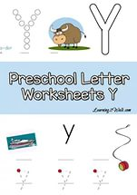 alphabet-letter-y-worksheets-for-preschool