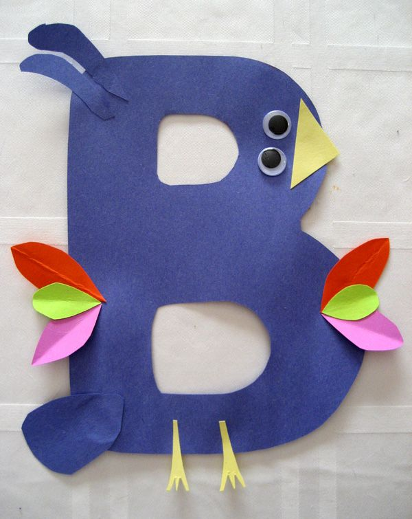 letter b activities letter b crafts for kindergarten preschool and kindergarten 22768