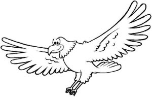 animal-eagle-coloring-pages-printable