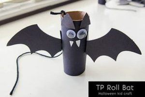 bat craft ideas