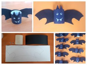 bat craft ideas for preschool