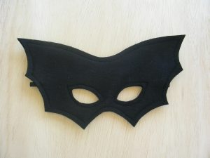 bat craft mask