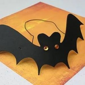 bat mask for halloween