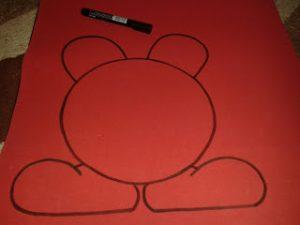 clock crafts for preschool and kindergarten