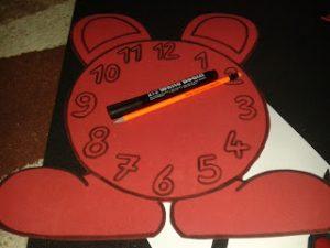 clock crafts time