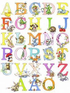 creative alphabet bulletin board ideas for-preschool