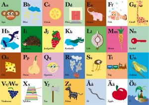 creative alphabet bulletin board ideas for_preschool