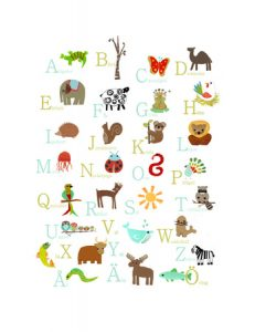 creative alphabet_bulletin board ideas for preschool