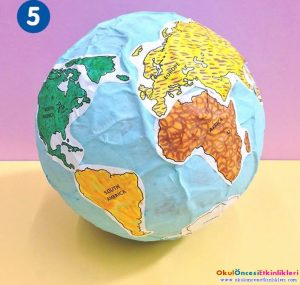 earth day crafts for primary school