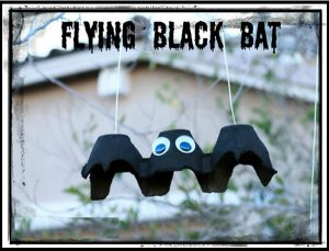 flying-bat-craft-idea