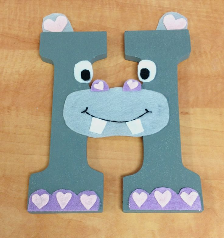 Letter H Crafts Ä°deas Preschool and Kindergarten