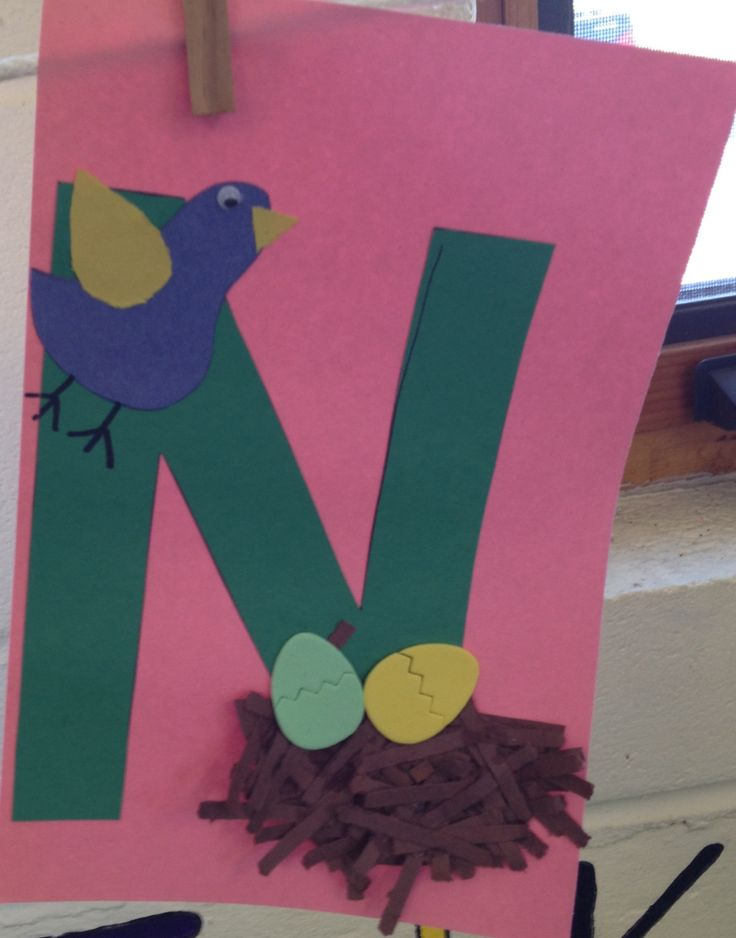 Art N Craft Activities For Kindergarten