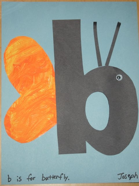letter b crafts letter b crafts for kindergarten preschool and kindergarten 2333