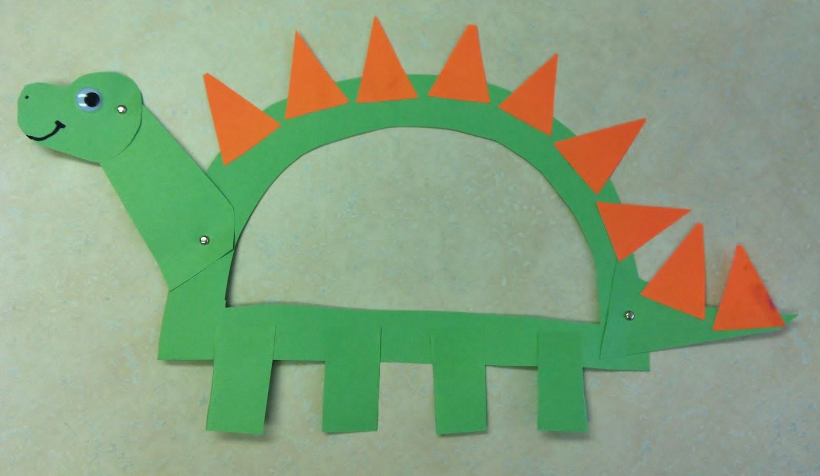 Letter d crafts for preschool preschool and kindergarten for Dinosaur crafts for preschool