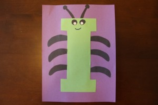 Insect Craft Printable