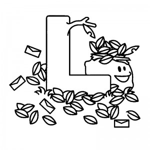 free letter-l coloring pages for-preschool