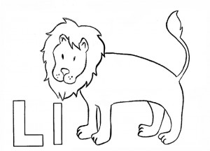 free letter-l coloring pages-for preschool