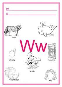 free_alphabet_letter_w