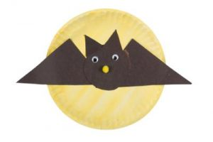 halloween-bat-paper-plate-project-for-kids