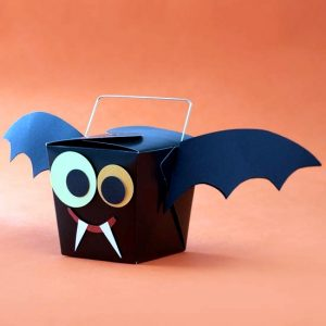 halloween craft-ideas-with-bats