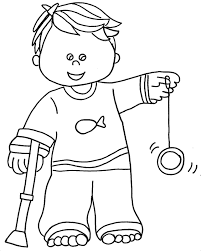 human body coloring pages for kids