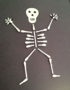 human body crafts and worksheets