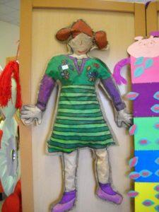 human body crafts for preschoolers
