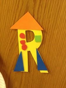 letter-R-craft