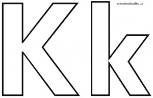 letter-k-coloring-pages-free