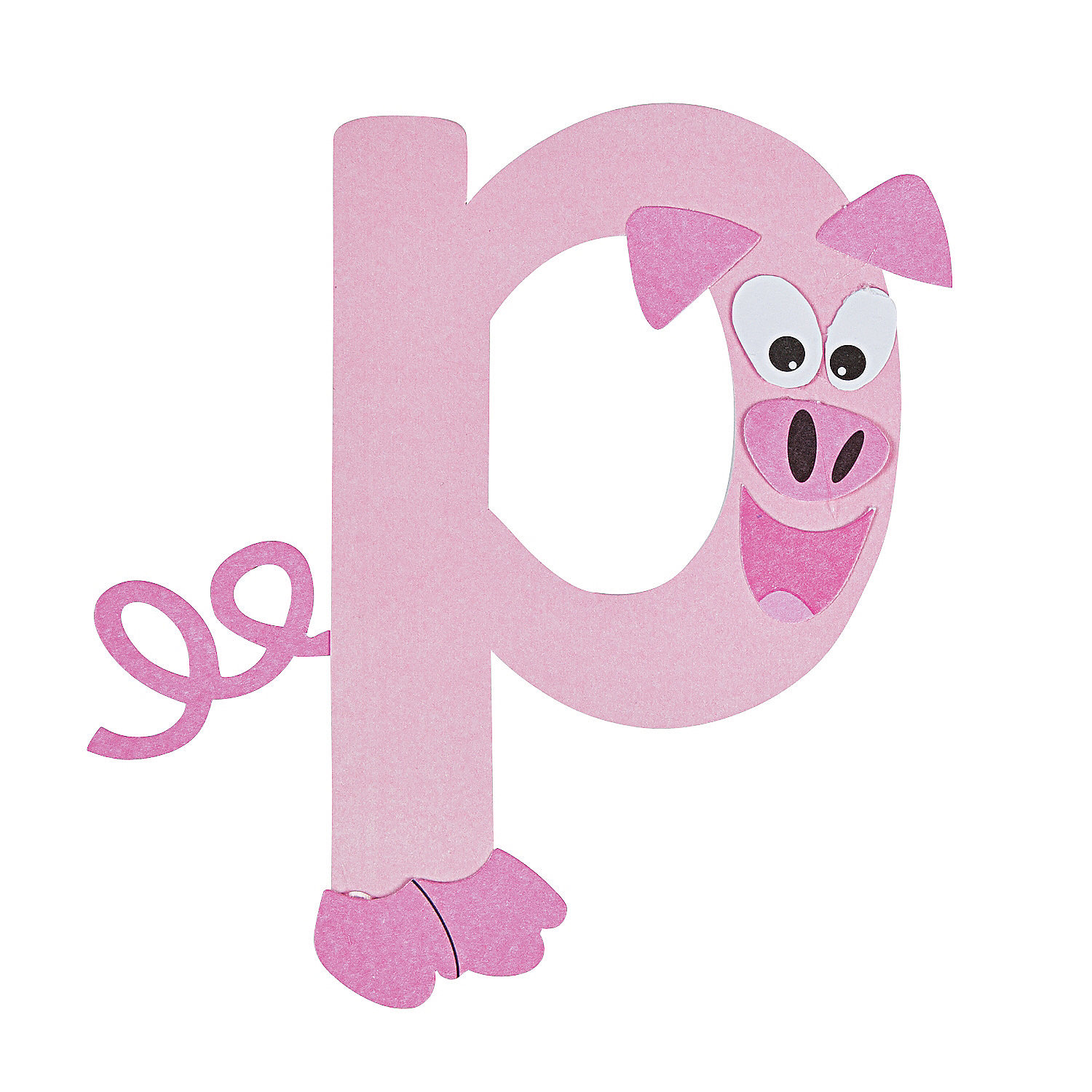Letter P Crafts İdeas For Preschool Preschool And