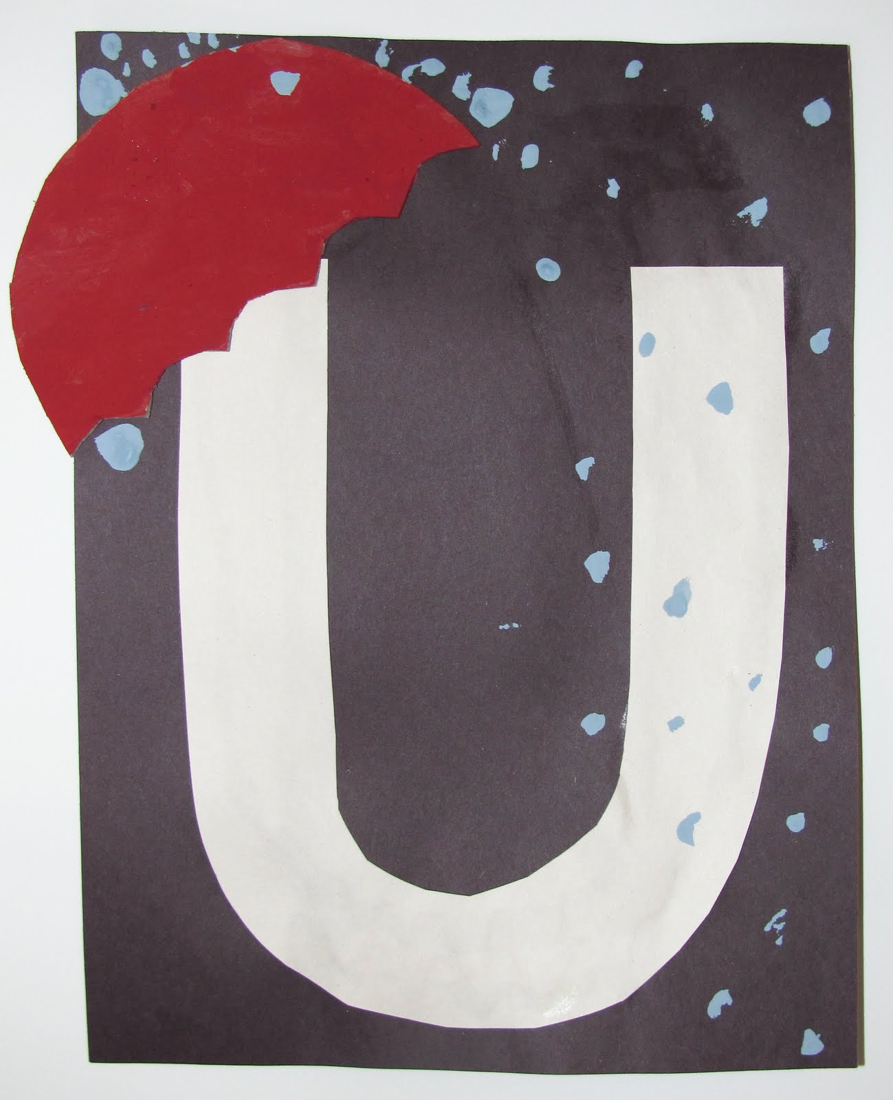 Letter U Crafts Preschool and