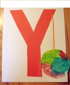 letter y crafts letter y crafts preschool and kindergarten 2343