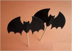 preschool bat crafts idea