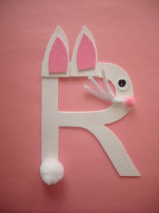 r craft is for rabbit