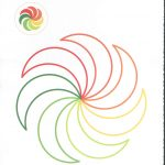 spiral coloring page